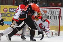 Znojemští hokejisté sehráli přípravný zápas s polským vicemistrem GKS Jastrzebie.