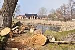 Hrabětičtí pečují o unikátní soustavu čtyř rybníků