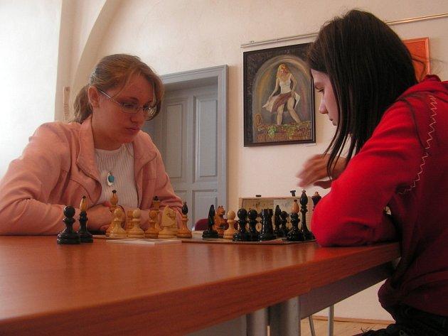 Šachový turnaj ve Znnojmě