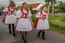 Derflice slavily jedenácté václavské hody.