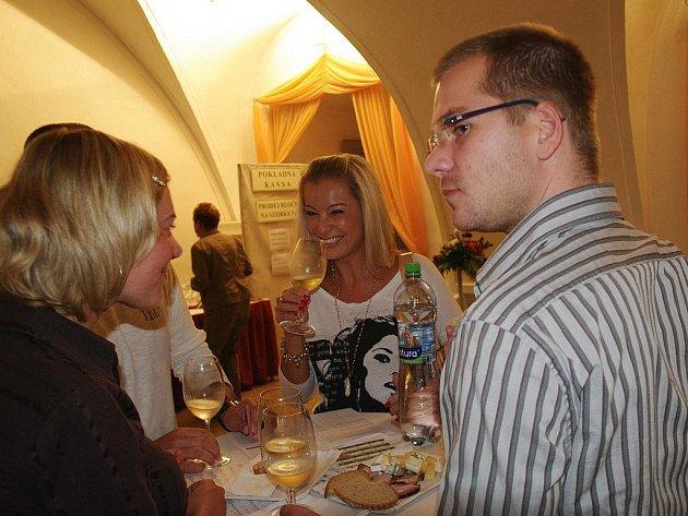Pátý ročník Galerie veltlínů, mezinárodní výstavy vín zaměřené na charakterickou odrůdu Znojemska.