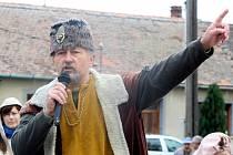 V příhraničním Šatově se lidé bavili na Šatovských trzích.