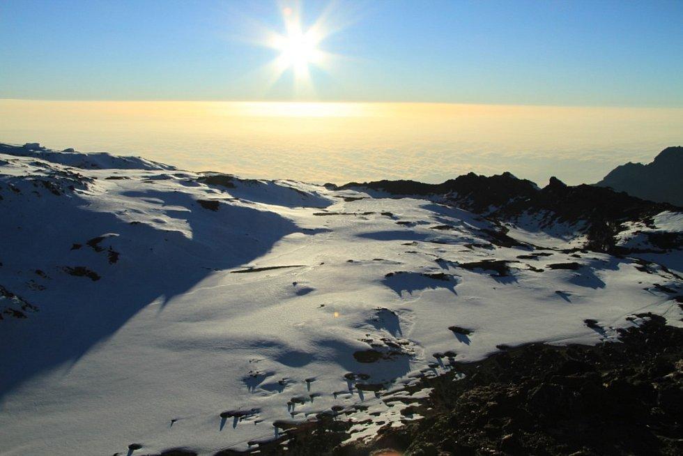 Z cesty do Afriky a na vrchol Kilimandžára. Foto: Jiří Eisenbruk
