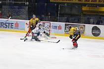 Znojmo odehrálo utkání s Fehérvárem ve speciálních dresech.