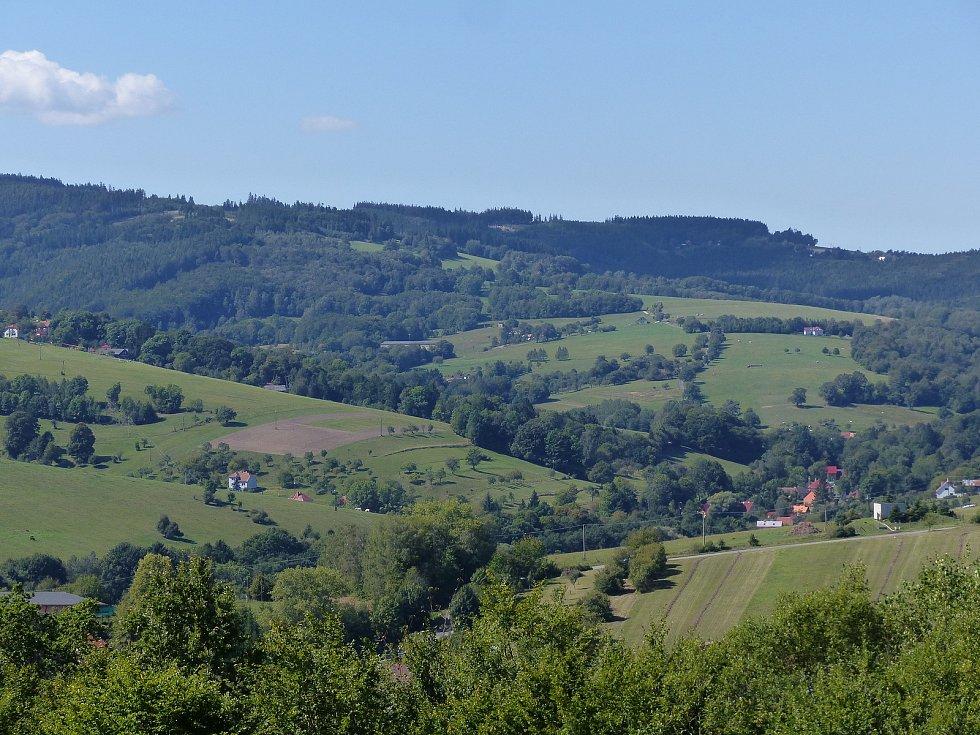 Vápenice v CHKO Bílé Karpaty.