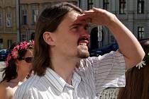 Organizaci hudebního festivalu vážné hudby Jiří Ludvík, coby prezident festivalu , zcela propadl.