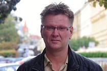Luboš Pokorný vede cimbálku Veltlínek a je místopředsedou spolku Dyjavánek.