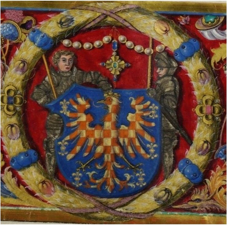 Znojemští před registrací znaku změnili jeho podobu, podle historických podkladů.