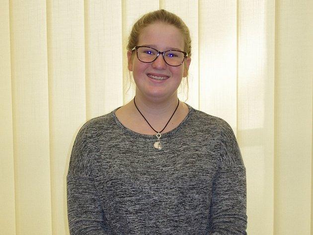 Roční výměnný pobyt v Česku zahájila nedávno na znojemské střední škole studentka z Austrálie Claudia Williams.