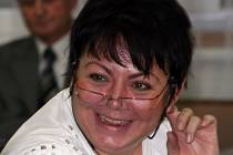 Bývalá senátorka Marta Bayerová.