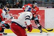 Hokejoví Orli v pátek nastoupili k poslednímu domácímu utkání základní části mezinárodní soutěže EBEL. Celek pod vedením trenéra Miroslava Fryčera na svém ledě přivítal silné mužstvo Salzburgu.