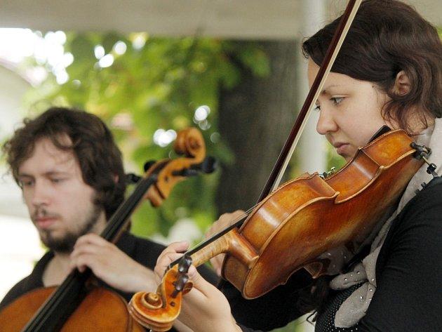 Hudební festival Znojmo. Ilustrační foto.