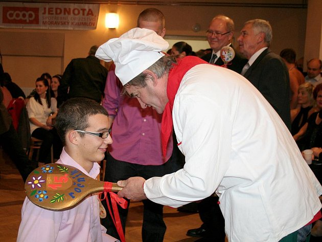 V miroslavském kulturním domě se konal již patnáctý ročník tradiční Gulášovky.
