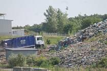 Většina odpadu ze Znojemska míří na únanovskou skládku.