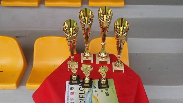 Výběr OFS Znojmo vybojoval druhé místo na mezinárodním turnaji