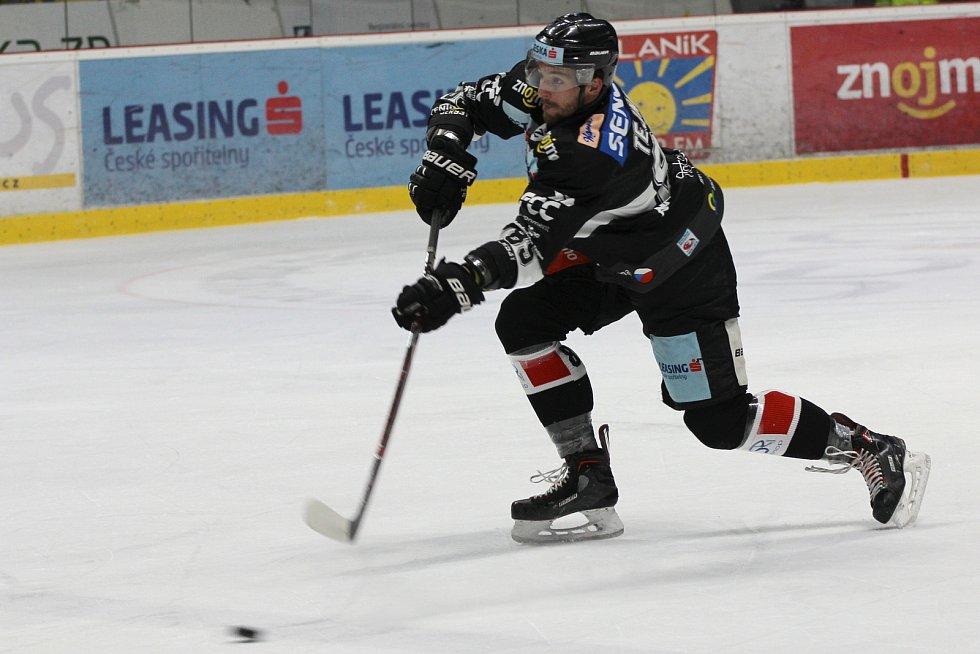 Znojemští Orli přivítali v rámci 24. kola EBEL na domácím ledě rakouský Dornbirn.
