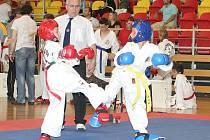 Znojemští bojovníci taekwon–do mají před sebou dlouhou cestu na světový šampionát.
