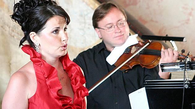Sopranistka Pavlína Senić.