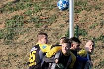 Prvního tréninku tasovických fotbalistů se po dvouměsíční pauze zúčastnilo šestnáct hráčů z osmnácti.