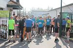 Velké ceny Vinných sklepů Lechovice se v sobotu zúčastnilo sedmašedesát závodníků.