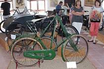 Nynější Muzeum kol a cyklistitky v Boskovštejně. Sbírka se může přesunout do areálu bývalého znojemského pivovaru.