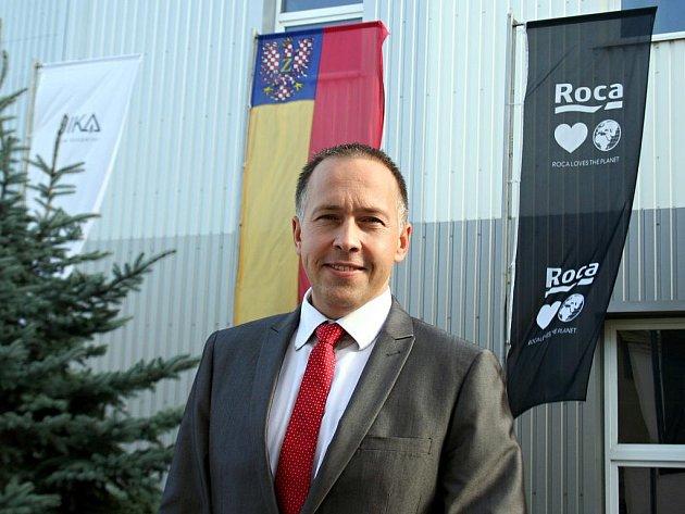 Od letošního roku je generálním manažerem společnosti Laufen CZ Ladislav Dvořák.