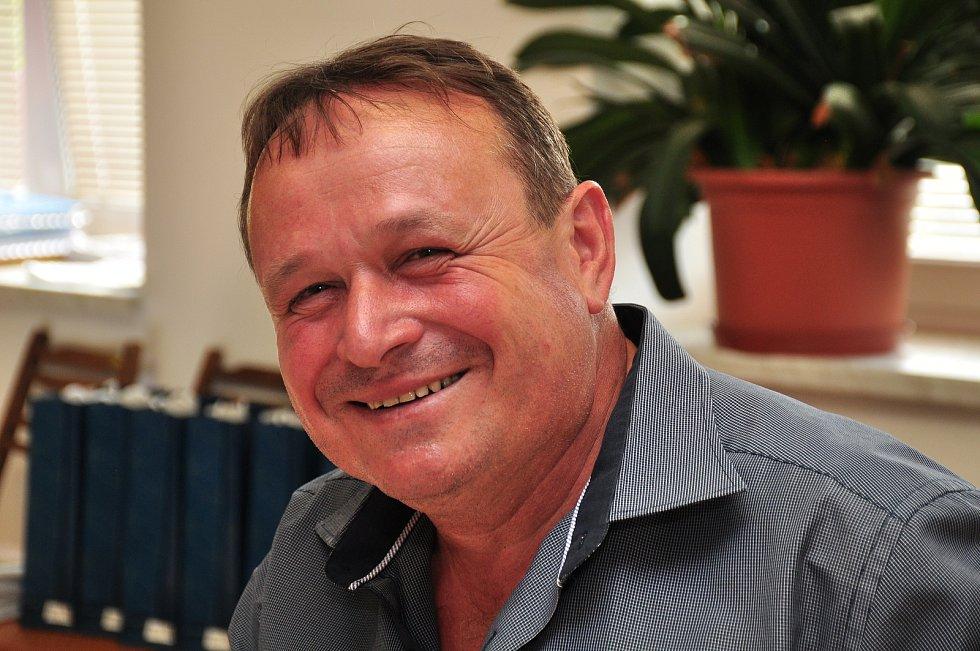 Višňové: starosta městyse Vladimír Korek