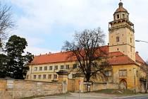Zámek v Moravském Krumlově - ilustrační foto.