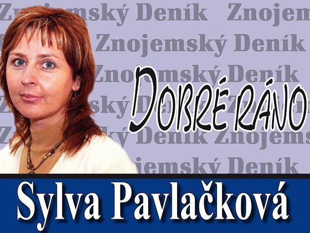 Dobré ráno Sylvy Pavlačkové