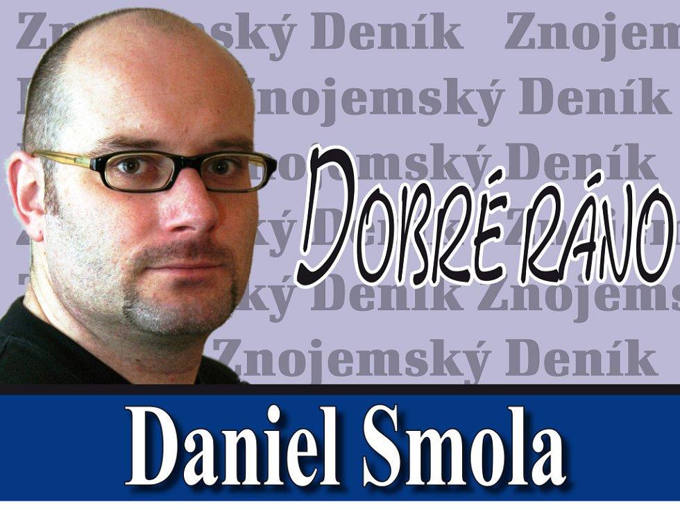 Dobré ráno Daniela Smoly