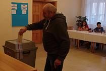 Miroslavští voliči rozhodovali první listopadovou sobotu o zákazu hazardu ve městě. K urnám jich přišly přes tři stovky.