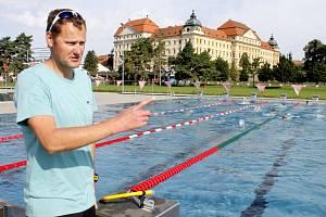 Bývalý olympionik Květoslav Svoboda