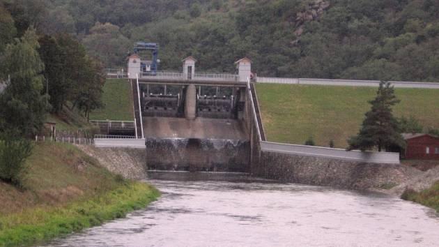 Znojemská přehrada