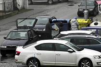 Strážníci řešili ve Znojmě pokusy i krádeže z kontejnerů.