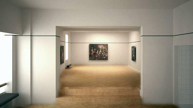 Znojemská galerie GaP opět boduje, díky designu. Je v nejlepší šestici kaváren