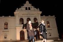 Městské divadlo ve Znojmě.