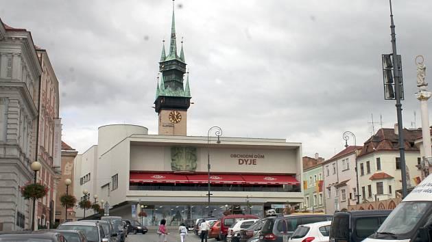 Obchodní dům Dyje, Znojmo