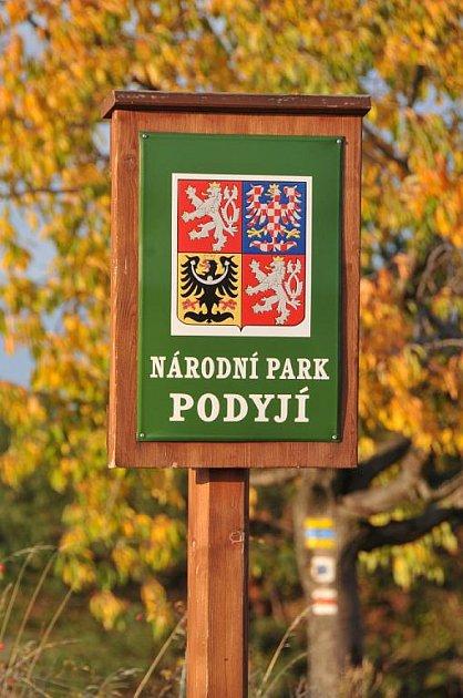 1991 Vláda vyhlásila Národní park Podyjí a lidé se dostali na Nový Hrádek