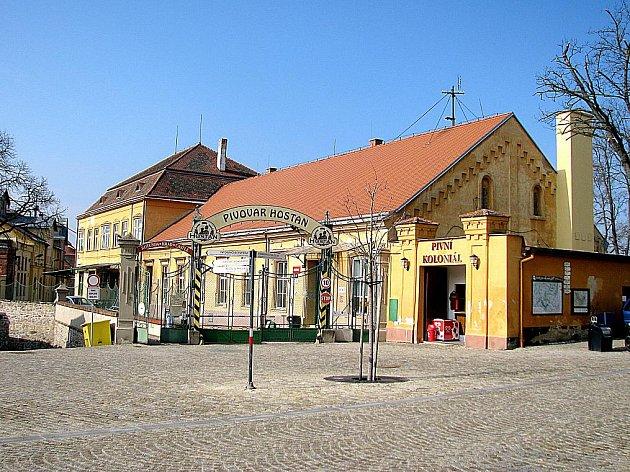 V areálu bývalého pivovaru plánuje znojemská radnice pronájem menšího parkoviště.