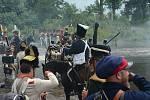 V sobotu svedli vojáci rekonstrukci bitvy u Znojma, jež byla součástí napoleonských válek. Součástí byl i doprovodný program.