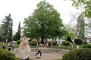 Jubilejní park ve Znojmě
