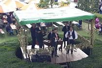 Bohutice slavily tradiční Podzimní slavnosti.