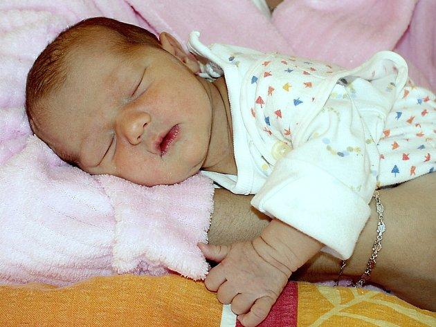 Nela Olivová, 48cm, 2760g, 1.1.2009, Znojmo