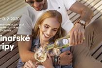 Vinařské T®ipy.  Jedinečná akce takového formátu bude na Znojemsku poprvé.