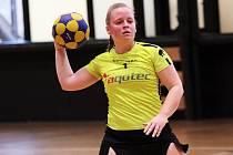 Nedělní prohra znojemských korfbalistů (ve žlutých dresech) 16:30 s týmem Brna byla již třetí v řadě. Tým z města nad řekou Dyjí v letošní sezoně ještě nezvítězil.