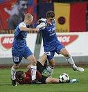 Ve třetím kole MOL Cupu druholigové Znojmo padlo doma 0:1 s pražskou Spartou.