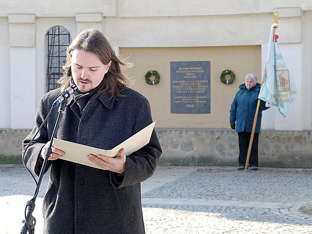 Radní Jiří Ludvík.