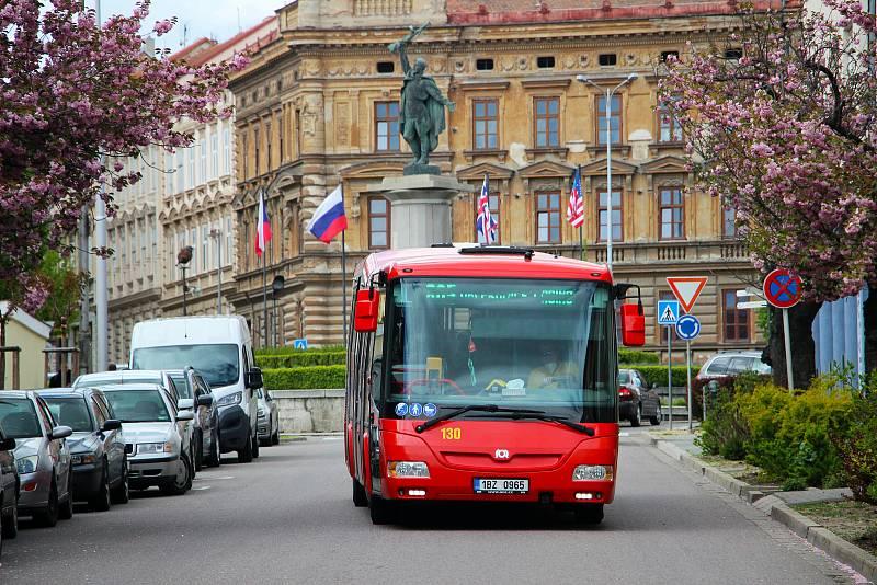 Od prosince budou cestující na Břeclavsku, Mikulovsku a Znojemsku vozit linkové autobusy Znojemské dopravní společnosti Psota.