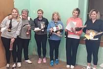 Klání ve stolním tenise Skalice 2020 se v obci na Miroslavsku zúčastnilo třetí lednovou sobotu na třicet sportovců. Organizátoři připravili pro muže i ženy samostatné kategorie.