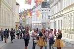 V pátek 13. září začalo Znojemské historické vinobraní 2019.